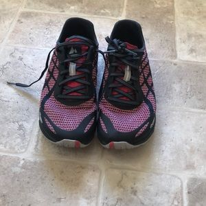 Like new Merrell trail running shoes
